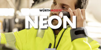 WÜRTH MODYF NEON Kollektion