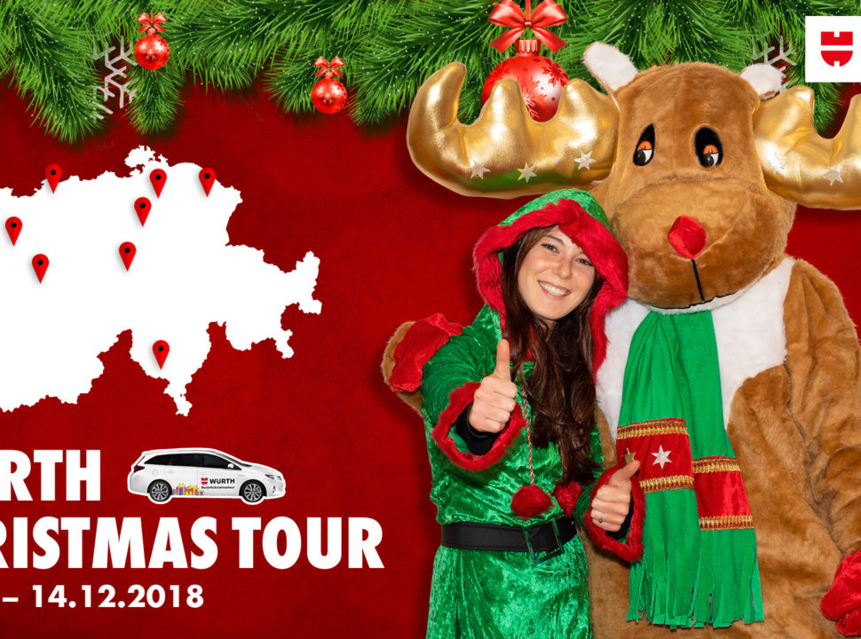 Die Würth Christmas Tour
